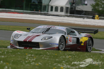#40 Marc VDS Racing Team Ford GT: Bas Leinders, Renaud Kuppens