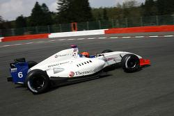 #6 P1 Motorsport: Daniil Move