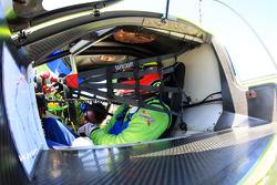 #76 Krohn Racing Ford Lola: Nic Jonsson, Ricardo Zonta