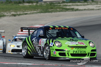 #08 Orbit Racing Porsche 911 GT3 Cup: Ed Brown, Bill Sweedler