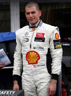 Basil Shaaban, Prema Powerteam, Dallara F308 Mercedes