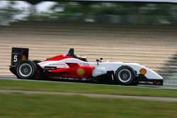 Basil Shaaban, Prema Powerteam, Dallara F308 Mercedes