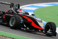 Pedro Nunes, Manor Motorsport, Dallara F308 Mercedes