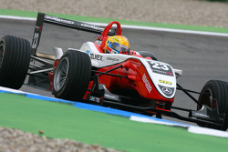 Esteban Gutierrez, ART Grand Prix, Dallara F308 Mercedes