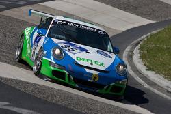#35 Besaplast Racing Team Porsche 997 GT3 Cup: Martin Tschornia, Franjo Kovac, Roland Asch, Sebastian Asch