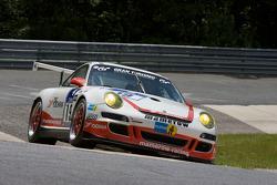 #19 Mamerow Racing Porsche 911 GT3 Cup S: Chris Mamerow, Lance David Arnold, Marino Franchitti