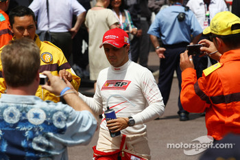 Felipe Massa, Scuderia Ferrari being photographed