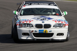 #48 BMW E46 M3: Guy Povey, Graham Coomes, Denis Cribbin, Alan Shepherd