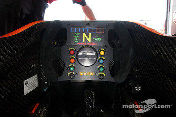 Formula Two Car Steering wheel