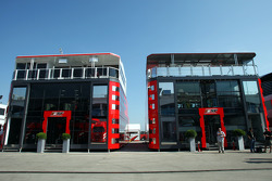 Ferrari motorhomes