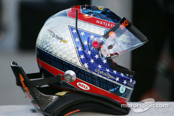 Helmet of Danica Patrick, Andretti Green Racing