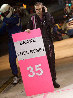 OAK Racing team member