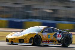 #92 JMW Motorsport Ferrari F430 GT: Rob Bell, Andrew Kirkaldy, Tim Sugden