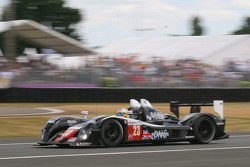 #23 Strakka Racing Ginetta Zytek: Danny Watts, Peter Hardman, Nick Leventis
