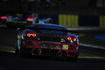 #81 Advanced Engineering Team Seattle Ferrari F430 GT: Patrick Dempsey, Don Kitch Jr., Joe Foster