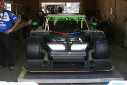 Front detail on the #59 Brumos Racing Porsche Riley: Joao Barbosa, JC France