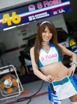 #46 Team Nishizawa Mola charming race queen