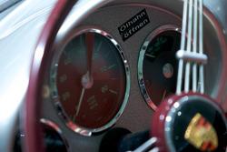 1954 Porsche 550 Spyder instrument panel