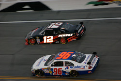 David Stremme, Penske Racing Dodge and Bobby Labonte, Hall of Fame Racing Ford