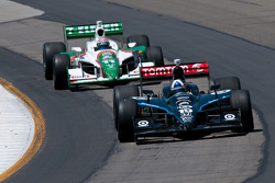 Dario Franchitti, Target Chip Ganassi Racing, Tony Kanaan, Andretti Green Racing