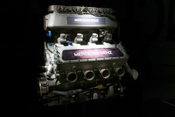 Silver arrows: 1994 Mercedes-Benz 500 I IndyCar engine