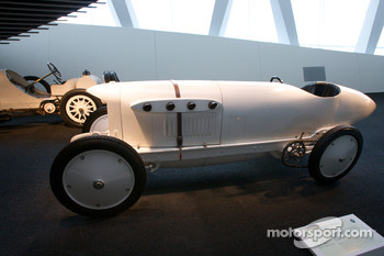 Silver arrows: 1909 Benz 'Lightning Benz' 200 hp racing car