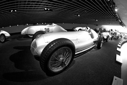 Silver arrows: 1938 Mercedes-Benz W 154 3-liter racing car