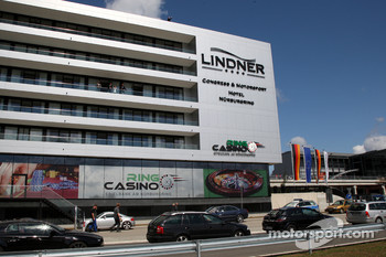 Lindner hotel, New development and facilities around the Nurburgring
