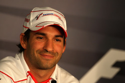 FIA press conference: Timo Glock, Toyota F1 Team