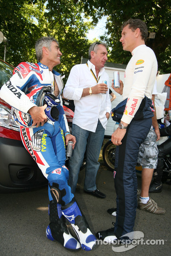 Mick Doohan, David Coulthard
