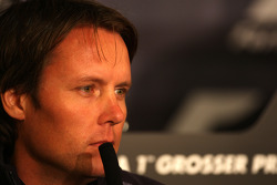 FIA press conference: Sam Michael, Williams F1 Team, Technical director