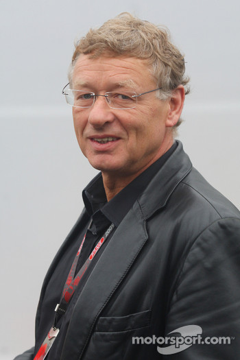 Architekt Hermann Tilke