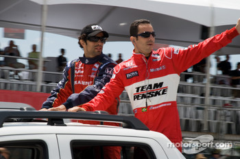 Raphael Matos, Luczo Dragon Racing, Helio Castroneves, Team Penske