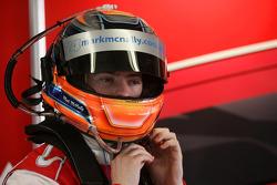 Mark McNally, Hi-Tec Oils Racing