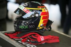 Mark Skaife's helmet