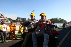 James Courtney and Jamie Whincup