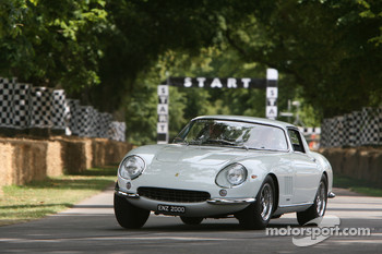 Ferrari 275 GTB/4 1966, Chris Evans' Magnificent 7