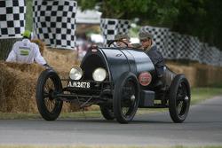 Gerald Batt, Bugatti Type 16 1912