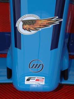 Formula Two nosecone