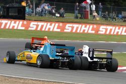 Henry Surtees and Tobias Hegewald