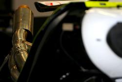 Brawn GP engine