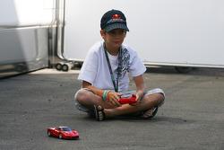 Fabien Vettel Brother of Sebastian Vettel