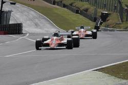 Steve Hartley, Arrows A6, David Abbott, Arrows A4