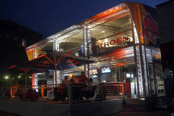 Citroen Total World Rally Team hospitality
