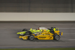Ed Carpenter, Vision Racing runs with Will Power, Team Penske