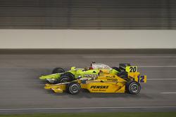 Ed Carpenter, Vision Racing runs with Will Power, Team Penske