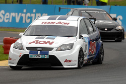 Tom Chilton leads John George