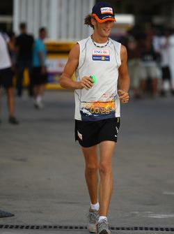 Romain Grosjean, Renault F1 Team