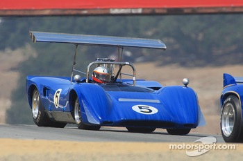 Spencer Trenery, 1970 Lola T-163