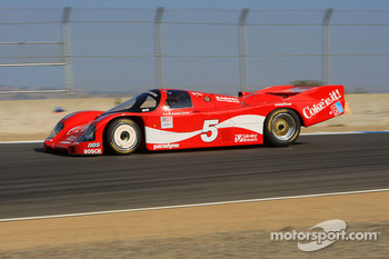 Bobby Akin, 1985 Porsche 962